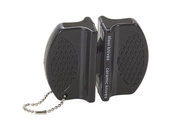 Χειροκίνητο Ακονιστήρι Μαχαιριών για Κεραμικά και Ανοξείδωτα Μαχαίρια, 7.5x5.7x2.4cm, Alpina 06787