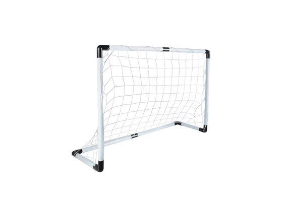 Aria Trade Πτυσσόμενο Τέρμα Και Μπάλα Ποδοσφαίρου 116x79cm