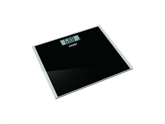Mesko Ψηφιακή Ζυγαριά MS 8150B Μαύρη 150Kg