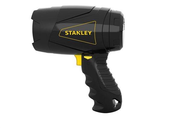 Stanley Φακός με LED Φωτισμό 3W 300lum σε Μαύρο χρώμα, SL3WAKS