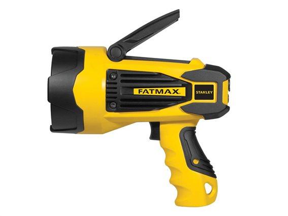 Stanley Φακός με LED Φωτισμό 10W έως 920lum με 3 λειτουργίες σε κίτρινο  χρώμα, SL10LEDS