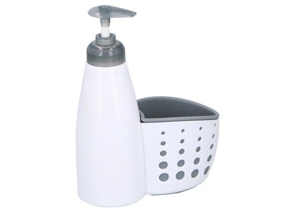 Alpina Dispenser Κουζίνας Πλαστικό Λευκό 12658