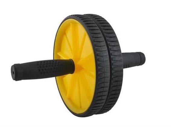 Iso Trade Ρόδα Κοιλιακών AB Wheel