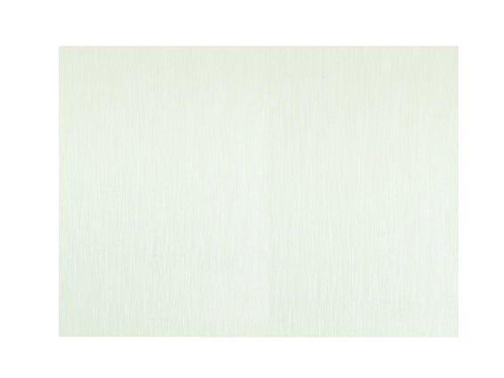 Διακοσμητική Vinyl Ταπετσαρία με Σαγρέ Όψη σε Κρεμ Χρώμα, Ρολό 0.53 X 10 μέτρα, No 17338 Moods