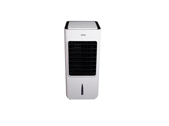 SOGO Φορητό Ψηφιακό Κλιματιστικό δαπέδου 3 σε 1 Air Condition Ψύξης 80W με Ροδάκια, AIR-SS-21075
