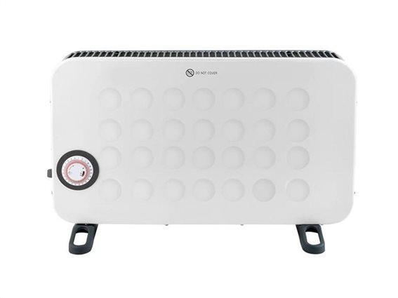 Malatec Ηλεκτρικό Θερμαντικό Σώμα 2000W, σε λευκό χρώμα, 60x22x38 cm, G8960