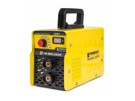Powermat Ηλεκτροκόλληση Inverter 260A IGBT
