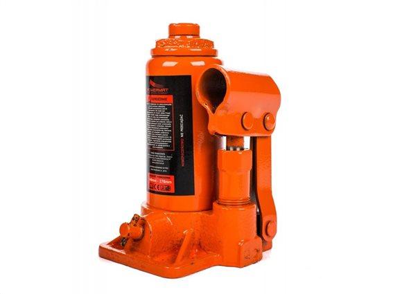 Υδραυλικός Γρύλος Ανύψωσης Μπουκάλας 3Τ, PowerMat PM-PHS-3T
