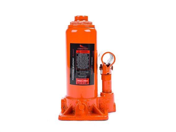 Υδραυλικός Γρύλος Ανύψωσης Μπουκάλας 5T, PowerMat PM-PHS-5T