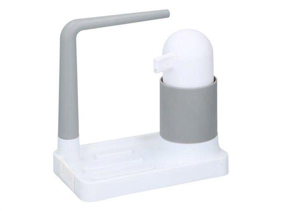 Alpina Επιτραπέζιο Dispenser Κουζίνας Πλαστικό 350ml Λευκό 12652