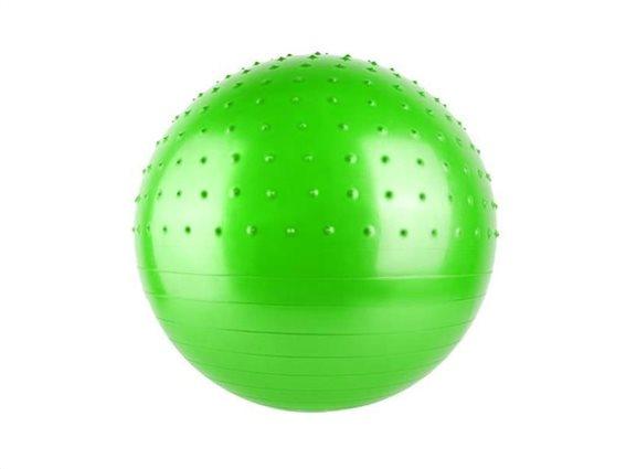 Μπάλα Γυμναστικής με διάμετρο 75 cm Πράσινο