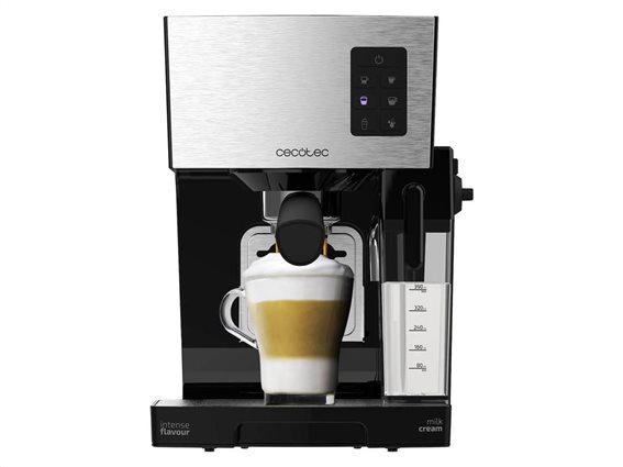 Cecotec Ηλεκτρική Καφετιέρα Για Όλους Τους Τύπους Καφέ Power Instant-ccino 20 1450W Μαύρο