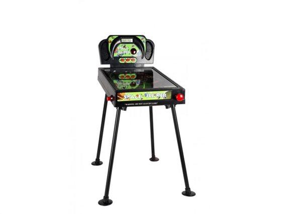 Ηλεκτρονικό Παιχνίδι Φλίπερ με ήχους και φωτισμό, 67.5x40x4 cm, Pinball Eddy Toys