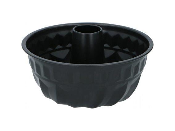 Alpina Αντικολλητική Φόρμα Ψησίματος για Κέικ σε μαύρο χρώμα, 23x12 cm