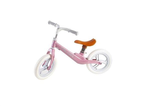 Παιδικό Ποδήλατο Ισορροπίας σε Ροζ χρώμα, Kruzzel
