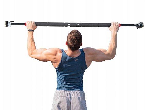 Μονόζυγο Πόρτας Επεκτεινόμενο 65-100cm με μέγιστο βάρος 150kg