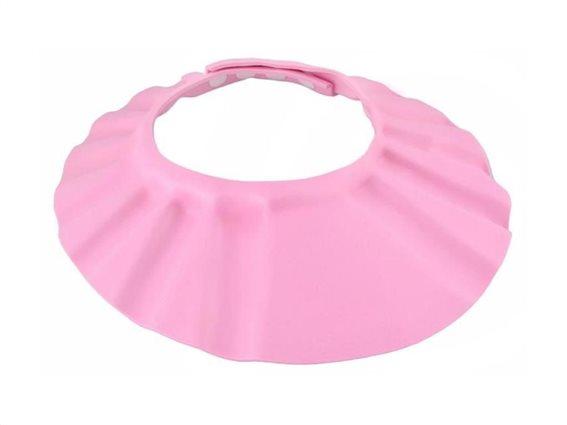 Aria Trade Προστατευτικό Γείσο Ματιών ροζ