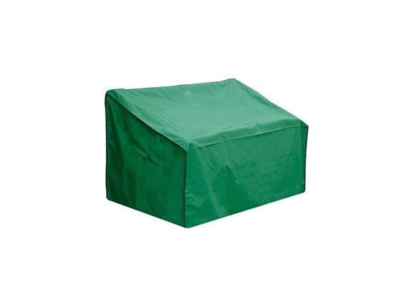 Aria Trade Προστατευτικό Κάλυμμα Κούνιας Επίπλων Κήπου, Εξωτερικού χώρου σε πράσινο χρώμα, 160x80x75 cm