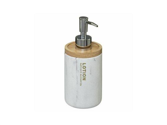 Aria Trade Επιτραπέζιο Dispenser Πλαστικό 160939 Λευκό