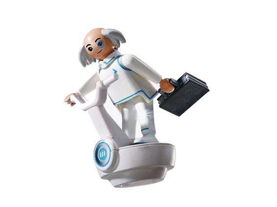 Playmobil Φιγούρα Super 4 Δόκτωρ  X, Doctor X