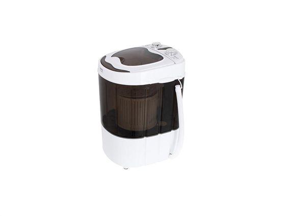 Camry Μίνι Πλυντήριο Ρούχων χωρητικότητας 3kgr, 36x37x53cm, CR-8054