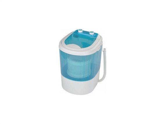 Brock Μίνι Πλυντήριο Ρούχων χωρητικότητας 3kgr, 38x36.5x51cm, WM 3001 WH