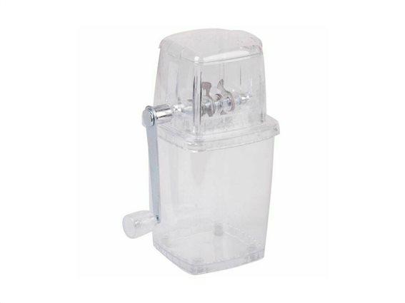 Χειροκίνητος Παγοθραύστης Θρυμματιστής πάγου Ice Crusherι, 11.5x16x24 cm