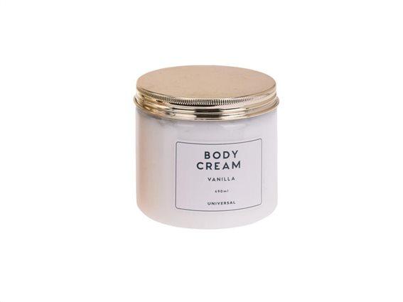 Aria Trade Body Cream Κρέμα Σώματος 490ml Rose Petals
