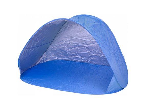 Pop-up Σκίαστρο Τέντα παραλίας, 145x100x80 cm, Beach pop-up shelter Μπλε