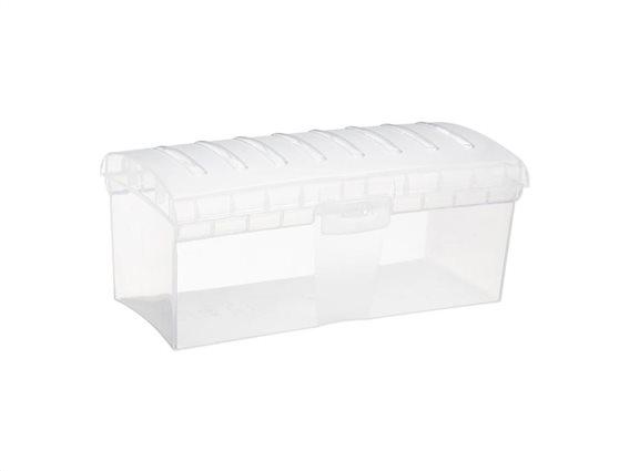 Δοχείο αποθήκευσης ψωμιού Ψωμιέρα, 29x14x12.5 cm, Bread box