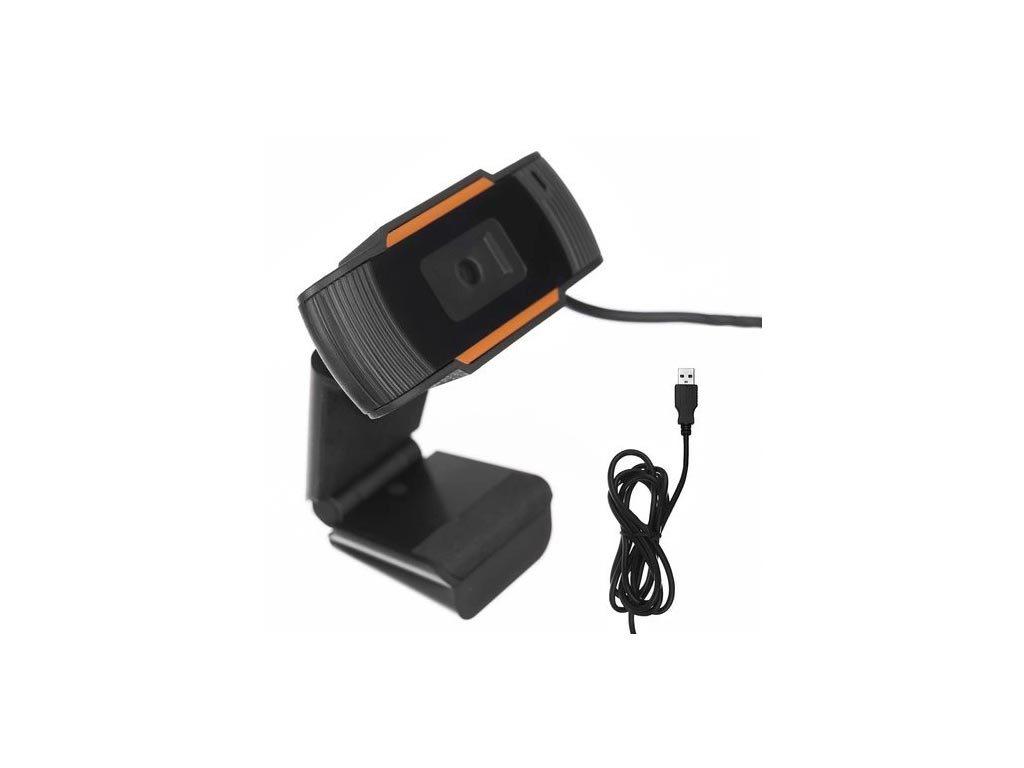 Webcam USB 1080p με μικρόφωνο και ανάλυση 1920x1080p, Web Camera
