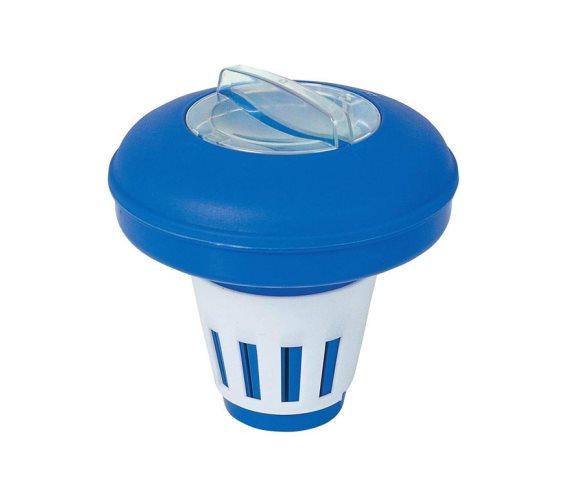 Bestway Πλωτός Διανομέας Χημικών Καθαριστικών για Πισίνα, Chemical Floater Pool 58071