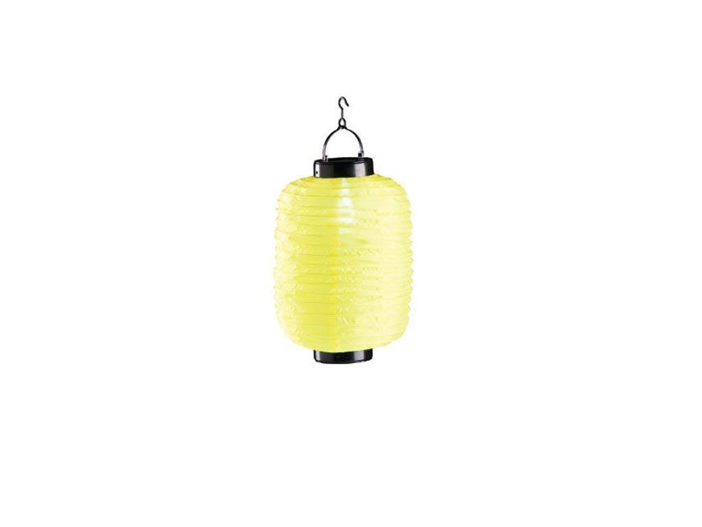 Ηλιακό Κρεμαστό Φαναράκι Φωτιστικό LED Εξωτερικού Χώρου, 20x30 cm, Solar lamp Κίτρινο