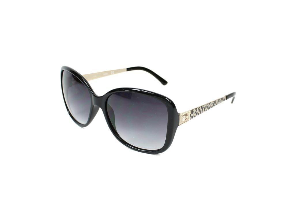 Guess by Marciano GU 7144 BLK-35 58 Γυναικεία Γυαλιά Ηλίου με σκελετό σε μαύρο χρώμα, Sunglasses