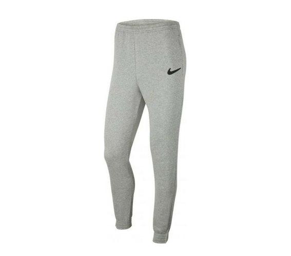 Nike Παντελόνι Φόρμας Γκρι Park 20 Fleece Small
