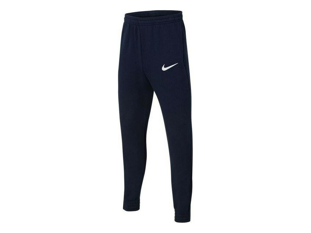 Nike Παντελόνι Φόρμας Navy Μπλε Park 20 Fleece Large