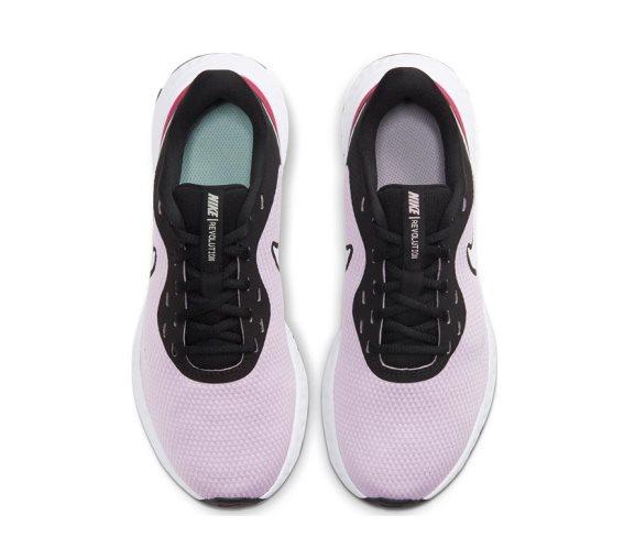 Nike Γυναικεία αθλητικά παπούτσια σε ροζ χρώμα, Nike Revolution 5 42