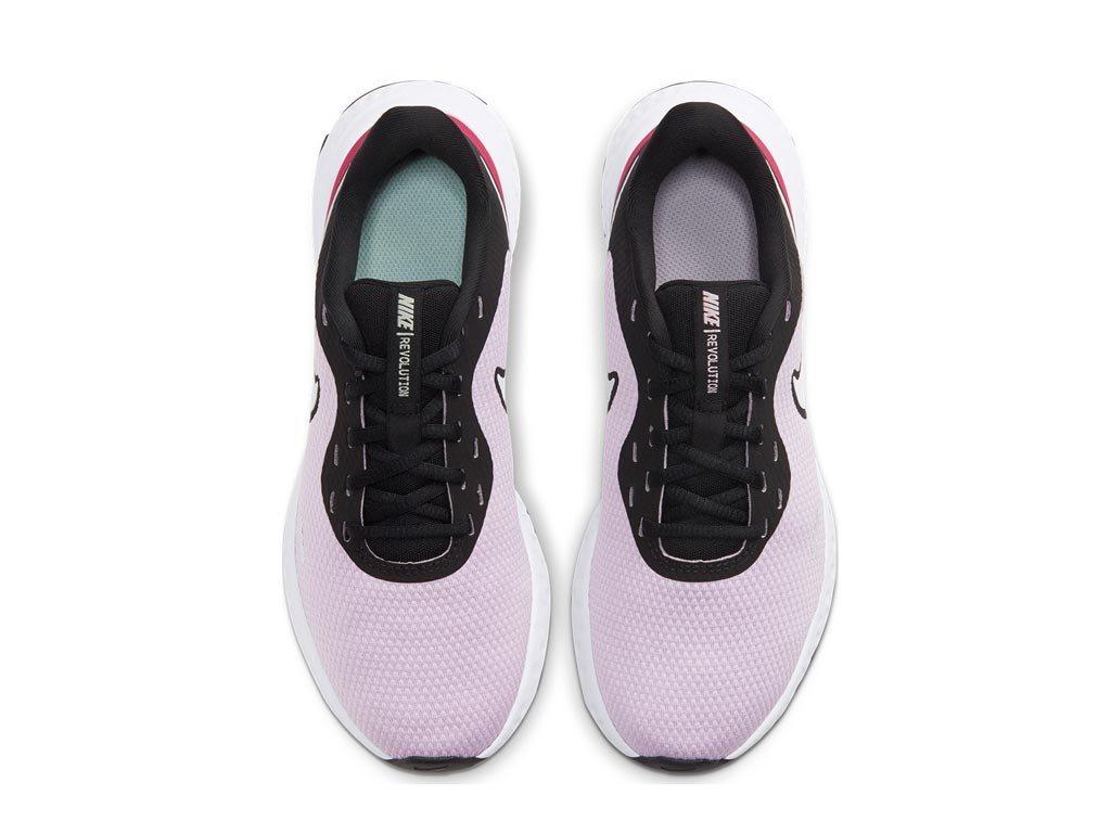Nike Γυναικεία αθλητικά παπούτσια σε ροζ χρώμα, Nike Revolution 5 44