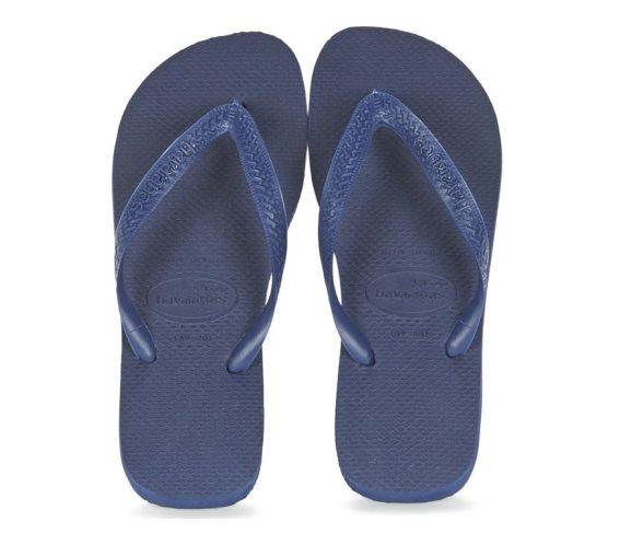 Havaianas Ανδρικές Σαγιονάρες, σε Μπλε σκούρο χρώμα, Top Unisex 43/44