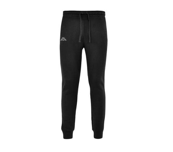 Kappa Ανδρικό Παντελόνι Φόρμας Γυμναστικής σε Μάυρο Χρώμα, Jogging Pants XXLarge