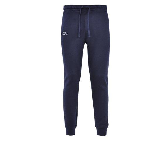 Kappa Ανδρικό Παντελόνι Φόρμας Γυμναστικής σε Μπλε Χρώμα, Jogging Pants Large