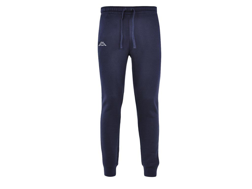 Kappa Ανδρικό Παντελόνι Φόρμας Γυμναστικής σε Μπλε Χρώμα, Jogging Pants XLarge