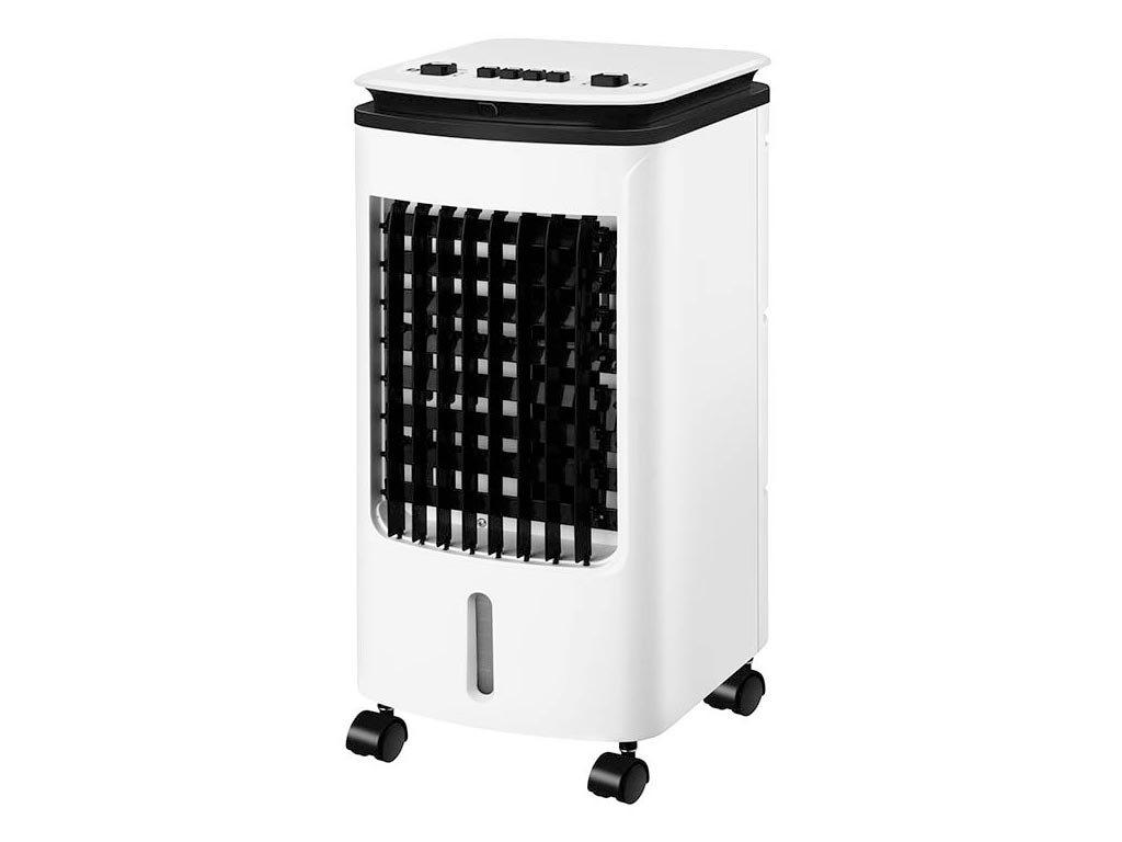 Air Cooler Φορητό Ψύξης με 3 ρυθμίσεις και χωρητικότητα 4L 80W, Royalty line AC-80.880.3