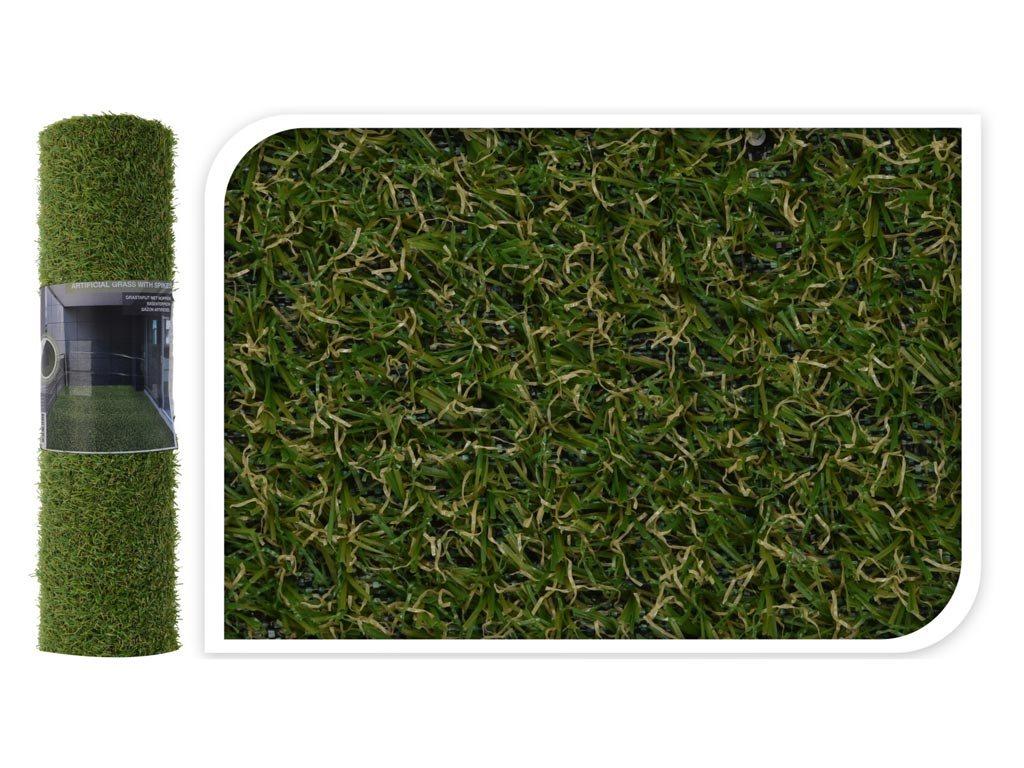 Τεχνητό Γρασίδι Χλοοτάπητας, 100x200 cm, Artificial grass carpet Riviera