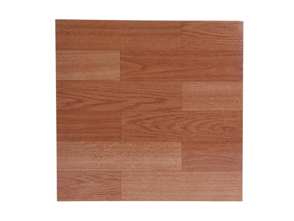 Σετ Αυτοκόλλητα Πλακάκια 4 τεμαχίων για δάπεδο με εφέ ξύλου, 30x30 cm, Floor sticker