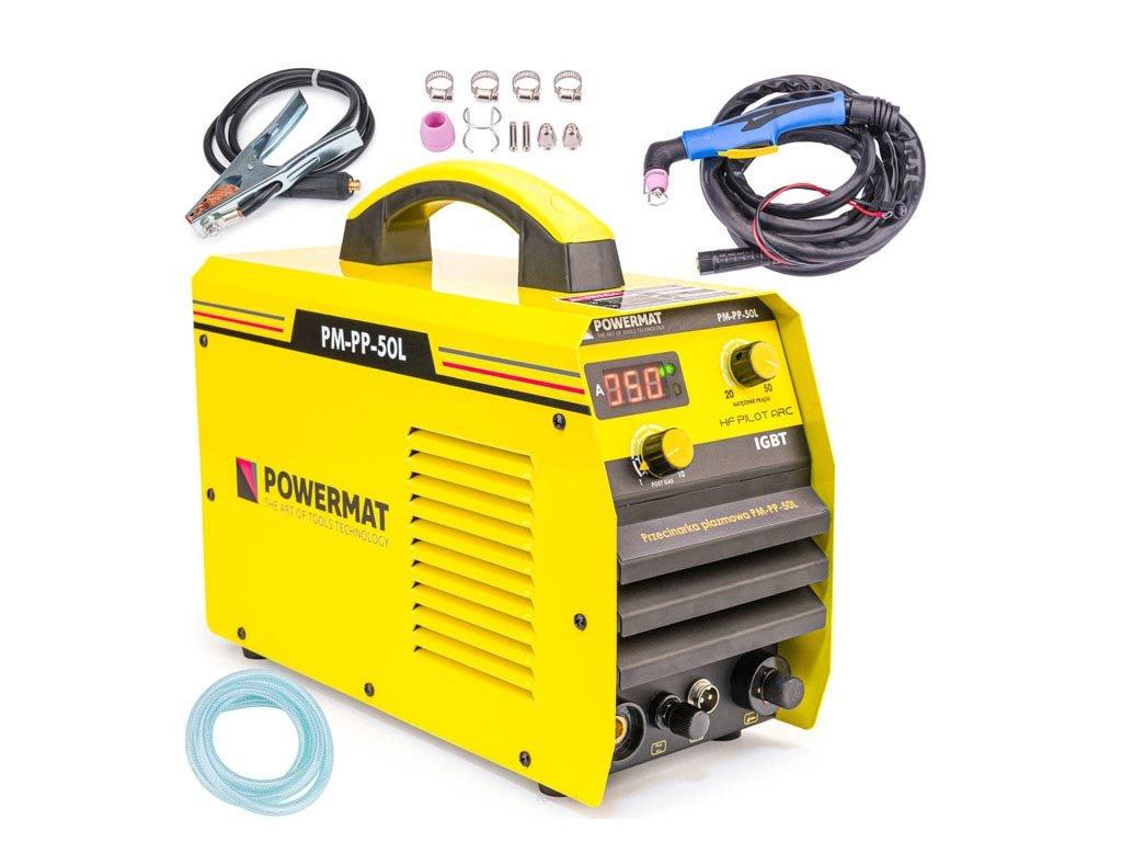 Μηχανή Κοπής IGBT CUT-50 LCD Plasma, Powermat PM-PP-50L