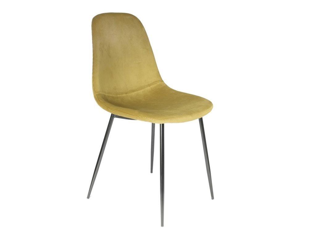Aria Trade Καρέκλα Τραπεζαρίας 44x45x86cm