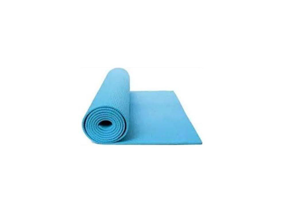 Στρώμα για Yoga Πιλάτες Γυμναστική διαστάσεων 61x171 cm Γαλάζιο