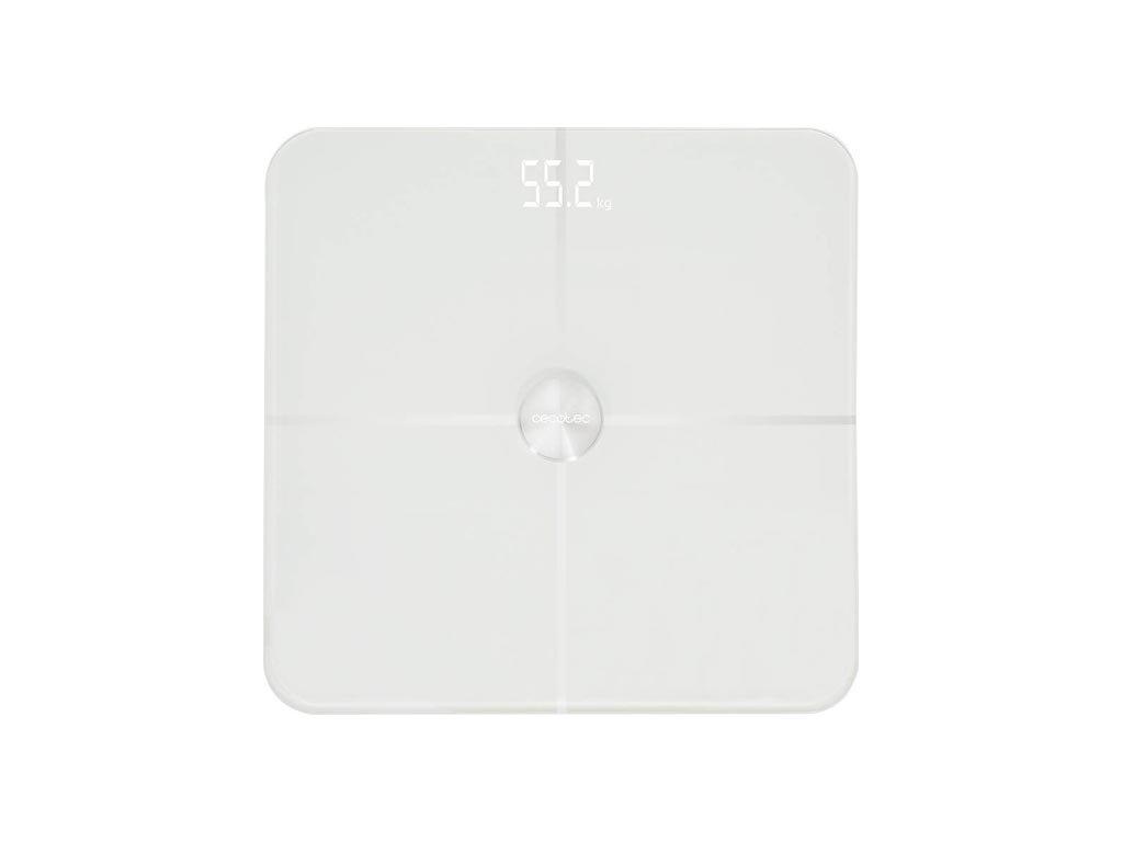 Cecotec Ζυγαριά Smart 10 μετρήσεων με Λιπομετρητή & Bluetooth Surface Precision 9600 Healthy 180kg