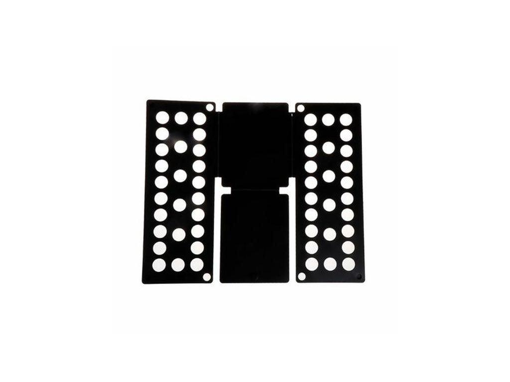 Σύστημα διπλώματος ρούχων XXL , αναδιπλούμενη επιφάνεια, 60x70 cm, Folding Clothes Μαύρο